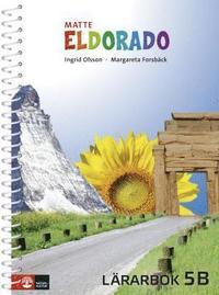 bokomslag Eldorado matte 5B Lärarbok