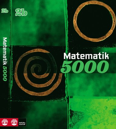 bokomslag Matematik 5000 Kurs 2b Grön Lärobok