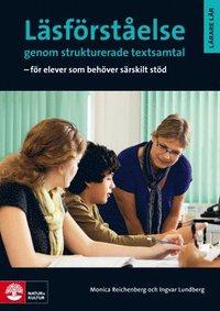 bokomslag Läsförståelse genom strukturerade textsamtal : för elever som behöver särskilt stöd