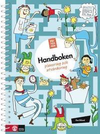 bokomslag Fritidshem Handboken - planering och utvärdering