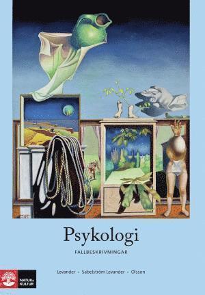 bokomslag Levander Fallbeskrivningar i psykologi, tredje upplagan