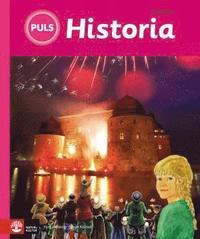 bokomslag PULS Historia 4-6 Grundbok, tredje upplagan