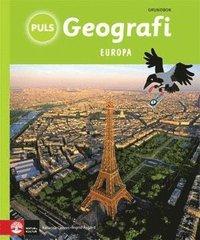 bokomslag PULS Geografi 4-6 Europa Grundbok, tredje upplagan