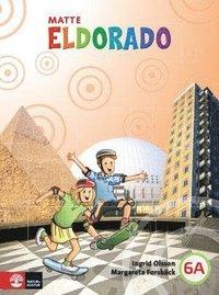 bokomslag Eldorado matte 6A Grundbok
