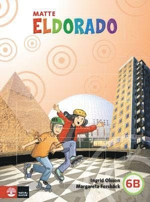 bokomslag Eldorado, matte 6B Grundbok
