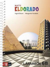 bokomslag Eldorado matte 6B Lärarbok