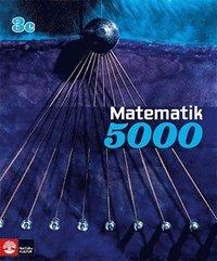 bokomslag Matematik 5000 Kurs 3c Blå Lärobok
