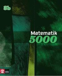 bokomslag Matematik 5000 Kurs 3b Grön Lärobok