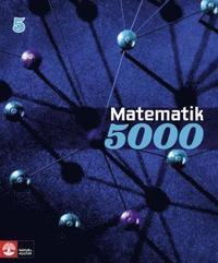 Matematik 5000 Kurs 5 Blå Lärobok