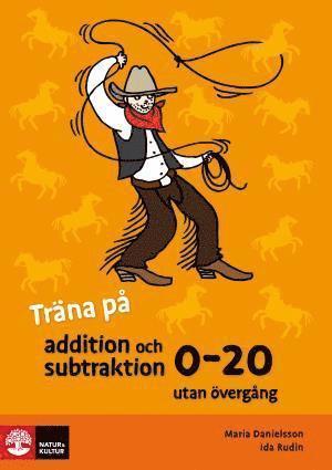 bokomslag Träna på matte 0-20 add & sub utan övergångar (5-pack)