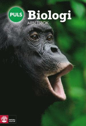 bokomslag PULS Biologi 7-9 Fokus Arbetsbok 1, fjärde upplagan