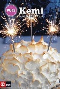 bokomslag PULS Kemi 7-9 Fokus Arbetsbok 1, fjärde upplagan