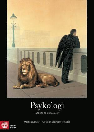 bokomslag Levander Psykologi 1+2a, tredje upplagan