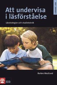 bokomslag Att undervisa i läsförståelse, Andra upplagan