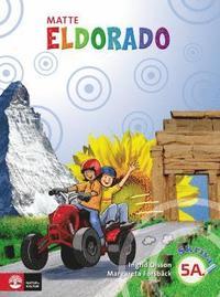 bokomslag Eldorado matte 5A Grundbok Skriva