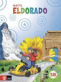 bokomslag Eldorado matte 5B Grundbok Skriva