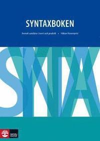 bokomslag Syntaxboken