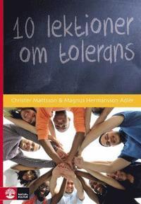 bokomslag 10 lektioner om tolerans