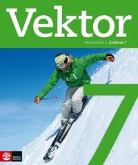 bokomslag Vektor åk 7 Elevbok