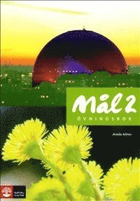 bokomslag Mål 2 Övningsbok, fjärde upplagan