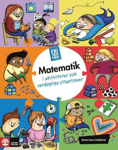 bokomslag Fritidshem Matematik i aktiviteter och vardagliga situationer