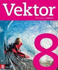 bokomslag Vektor åk 8 Elevbok