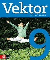 bokomslag Vektor åk 9 Elevbok