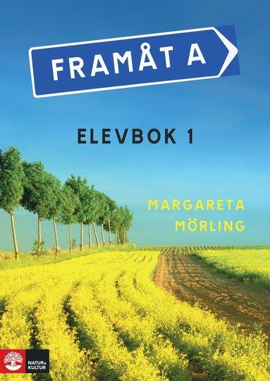 bokomslag Framåt A 2:a uppl Elevbok 1