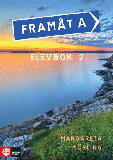bokomslag Framåt A 2:a uppl Elevbok 2
