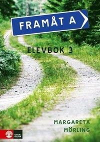 bokomslag Framåt A 2:a uppl Elevbok 3