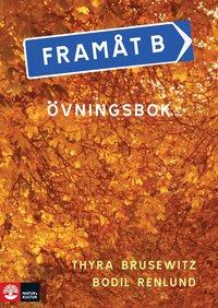 bokomslag Framåt B 2:a uppl Övningsbok