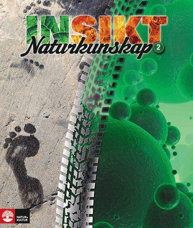 bokomslag Insikt Naturkunskap 2 Lärobok