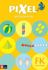 bokomslag Pixel FK Grundbok med digital färdighetsträning, andra upplagan