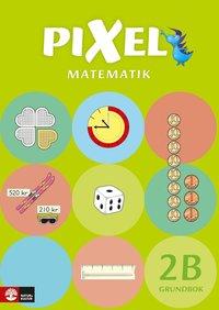 bokomslag Pixel 2B Grundbok med digital färdighetsträning, andra upplagan
