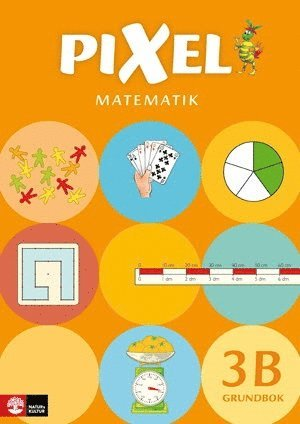 Pixel 3B Grundbok med digital färdighetsträning, andra upplagan 1