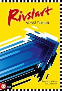 bokomslag Rivstart A1+A2 Textbok inkl ljudfiler, andra upplagan