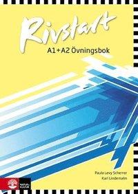 bokomslag Rivstart A1+A2 Övningsbok, andra upplagan