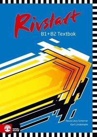 bokomslag Rivstart B1+B2 Textbok inkl ljudfiler, andra upplagan