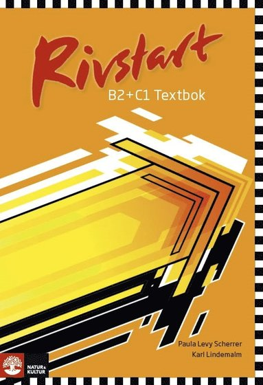 bokomslag Rivstart B2+C1 Textbok inkl ljudfiler