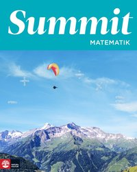 bokomslag Summit matematik Elevbok, första upplagan