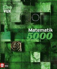 bokomslag Matematik 5000 Kurs 1bc Vux Lärobok