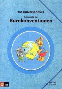 bokomslag Kompisar Kompisböcker baserade på Barnkonventionen, 10 titlar