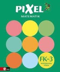 bokomslag Pixel FK-3 Kopieringsunderlag, andra upplagan