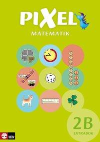 bokomslag Pixel 2B Extrabok, andra upplagan