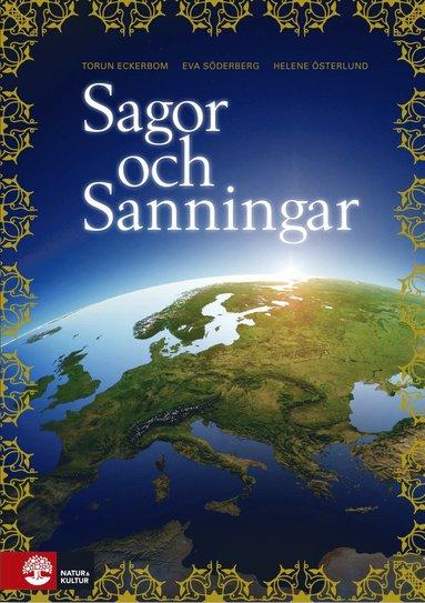 bokomslag Sagor och sanningar Grundbok, tredje upplagan