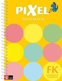 bokomslag Pixel FK Kopieringsunderlag, Andra upplagan
