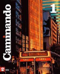 bokomslag Caminando 1 Lärobok inkl ljud, fjärde upplagan