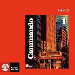 bokomslag Caminando 1 Elev-cd, fjärde upplagan