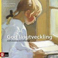 bokomslag God läsutveckling - kartläggning och övningar, tredje upplagan