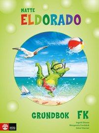 bokomslag Eldorado , matte FK Grundbok, andra upplagan